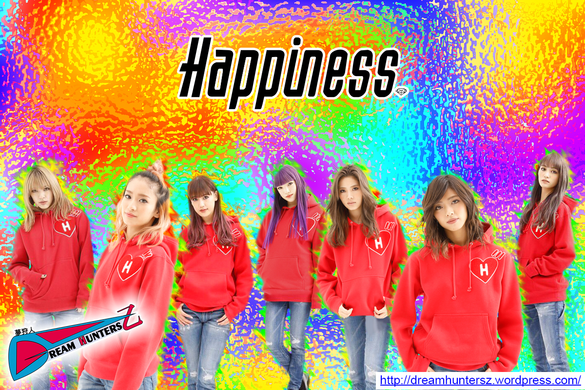 Happiness (E-girls)